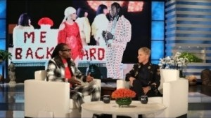 "Offset Talks ""father Of 4,"" Cardi B & More On The Ellen Show"